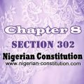Chapter 8 Section 302
